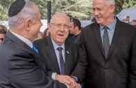 Israeli-election-rivals-Netanyahu-and-Gantz-meet-amid-political-impasse