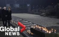 Holocaust-memorial-75th-anniversary-of-the-liberation-of-Auschwitz